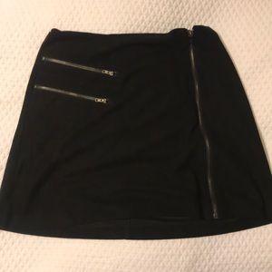 Zipper Lush skirt